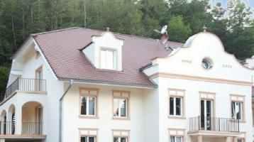 Sehr großzügige, einmalige 7-Zimmer-Maisonette-Büro/Praxis (auch als Whg.) mit Terrasse und Garten