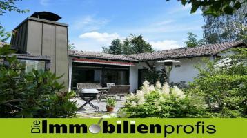 1433 - Idylle pur: Einfamilienhaus-Bungalow in bester Lage von Hof-Krötenbruck