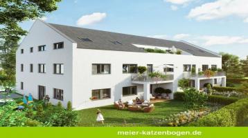 2-Zimmer-Erdgeschosswohnung mit Garten in Denkendorf-Zandt
