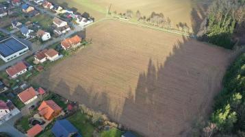 Schönes Grundstück 1 im neuen Baugebiet in Redwitz Trainau
