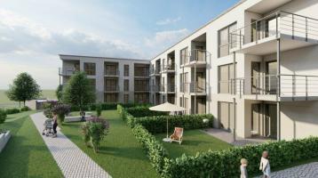 Moderne Neubau 3,5-Zimmer ETW in Leiblfing, KFW-55 Standard