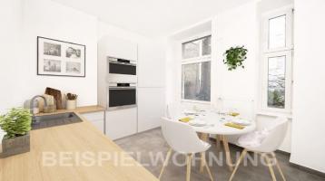 Provisionsfreie 2-Zimmer-Wohnung mit ruhiger Innenhoflage (vermietet)