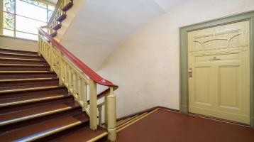 Brüsseler Kiez: Provisionsfreie 2-Zimmer-Wohnung mit Balkon, vermietet