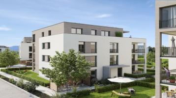 NEU: Wunderschöne 3-Zimmer-Attika im Quartier Glashütte in Achern - 3BF