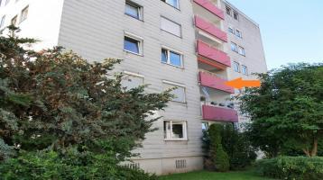 Nicht draußen wohnen, sondern mittendrin! - 3-Zimmer-ETW in Bayreuth/Zentrum