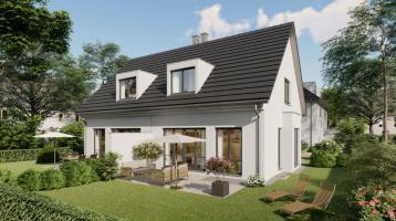 Elegante Neubau-DHH in Toplage von Karlsfeld / KFW 55-Standard!