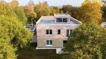Hochwertiger Neubau mit drei Wohneinheiten