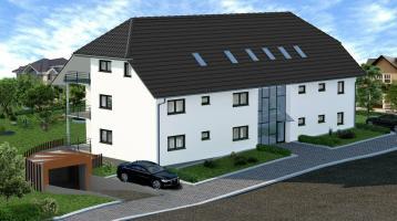 3-Zimmer-Eigentumswohnung mit Loggia (Neubau)