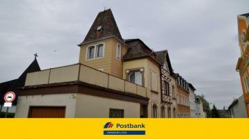 Neues Zuhause im Schlosscharakter in der Stadtmitte