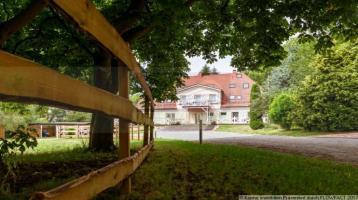 Gutshaus mit 20.000 m² Grundstück 10km von Binz entfernt