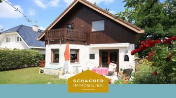 Sehr gepflegtes Einfamilienhaus auf sonnigem Südgarten in direkter Nähe zu Berlin