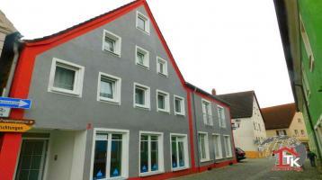 Wohn- und Geschäftshaus im Stadtkern von Wassertrüdingen