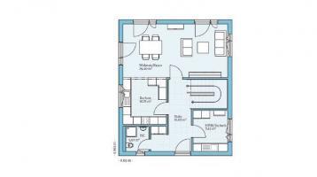 Viel Wohnraum auch auf kleinen Grundstücken