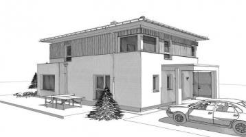 Baugrundstück nahe Beelitz - für 144 qm Einfamilienhaus/ Elkhaus schlüsself.