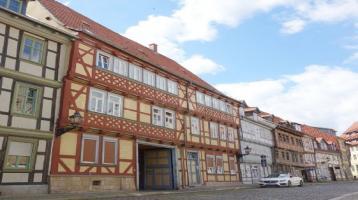 Historisches Fachwerkhaus mit großem Grundstück in geschichtsträchtiger Altstadt zu verkaufen!