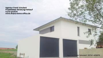 Neubau - Haustyp Stadtvilla