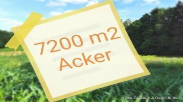 Ca. 7200 m² Ackerfläche Nähe Deggendorf / Leoprechtstein *****