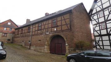 wohnen im Kulturdenkmal / Einfamilienhaus in Treffurt