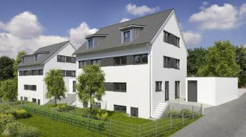 Neubau einer exklusiven DHH am Birkenberg/Landshut (Haus Nr. 3)