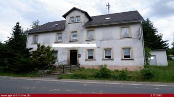 Gasthof mit Einliegerwohnung und Fremdenzimmer
