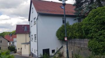 Einfamilienhaus mit Scheune und Garten in Ringgau zu verkaufen