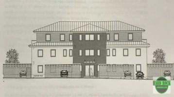 Erstbezug Penthouse-Wohnung mit Dachterrasse kfW 55