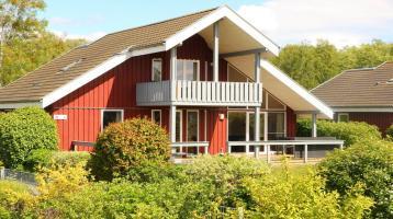 Ferienhaus für 8 Personen am Ufer der Müritz