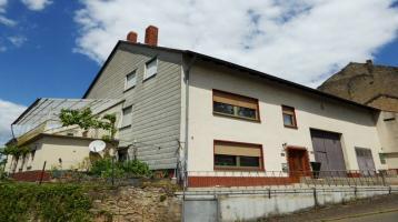Wohnhaus mit Scheune zu kaufen in Nittel - A17778