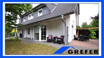 Lindwedel, attraktives Landhaus mit Ankleide, Kamin und Carport GREFER IMMOBILIEN