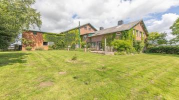 Eine grüne Oase der Ruhe- idyllischer Resthof in Postfeld
