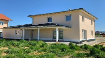 Auf Ihrem Grundstück: durchdachtes Toskana-Haus in Massivbauweise