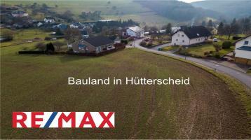REMAX - 2.275 Quadratmeter erschlossenes Bauland an der Felsdorfer Straße 24 in Hütterscheid