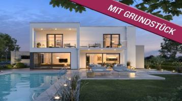 Exklusives Bauhaus für ein modernes Leben mit Stil! (inkl. Grundstück)