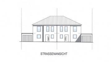 Doppelhaushälfte als Neubauvorhaben