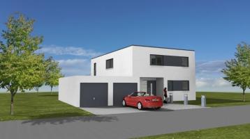 Bauprojekt Provisionsfrei! Modernes 1 Familienhaus ab 332.000 € Wohnfläche ca. 165 m²