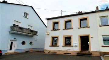 Doppelhaushälfte mit Garten in Hüttersdorf zu verkaufen