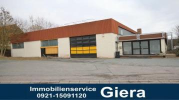 Bebautes Gewerbegrundstück in Bayreuth-Wolfsbach