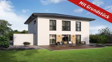 Die Sonnenseite des Wohnens- ein KfW 40 Einfamilienhaus nach Ihren Wünschen