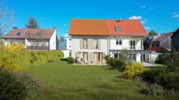 Grundstück für den Bau einer Doppelhaushälfte