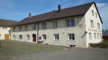 Ehemaliges Gasthaus mit Brauerei