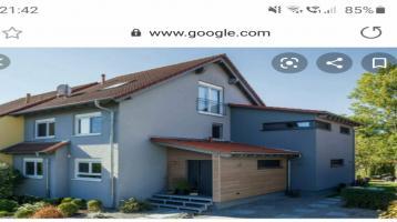 Suche Doppelhaushälfte