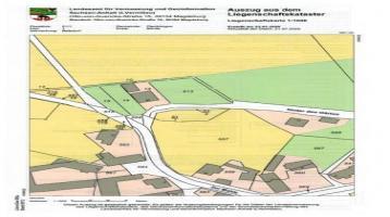 Baugrundstück in Flechtlingen OT Belsdorf