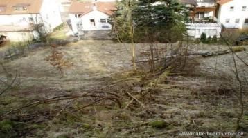 Baugrundstück in Waldrandlage in Kulmbach