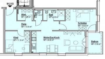 Modernes Apartement gesucht? Hier ist es!
