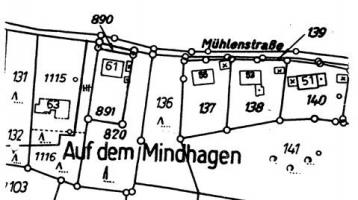 Grosses Baugrundstück in Altena-Dahle!