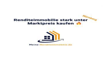 Immobilie als Kapitalanlage Nürnberg (Wohnung UNTER Marktpreis)