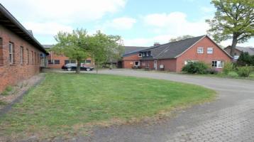 vielseitige Hofstelle, großes Nebengelass, Ausbau bis 4 WE möglich - bis 2 ha möglich in Elmlohe