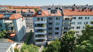 München-Au: Herrliches Mehrfamilienhaus unweit der beliebten Isar