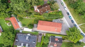 Attraktives Baugrundstück in gesuchter Lage für Einfamilienhaus/Doppelhaus