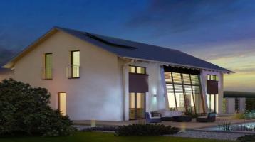 Lichtdurchflutetes Einfamilienhaus mit Stil!